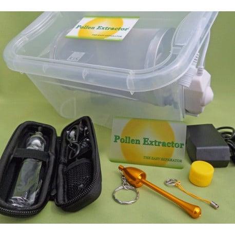 eGo + Pollen Extractor