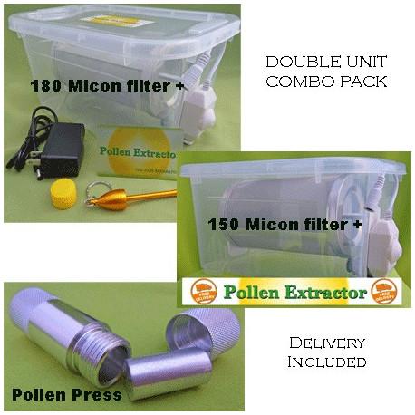 COMBO PollenExtractor