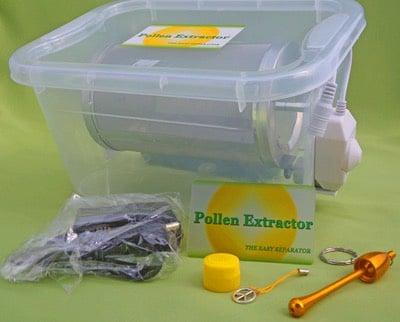 PollenExtractor dry sister
